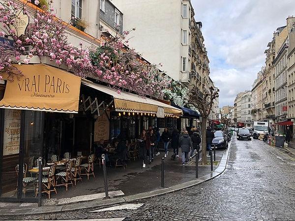 montmartre cafe paris.jpg - Petfriendlyyellowpages.com - CAFE -