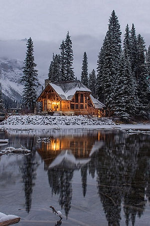 Journey Inside to the unknown with World renowned spectacular winter cabin in Lake Tahoe, California, Lake Tahoe Winter Wonderland Cabins
