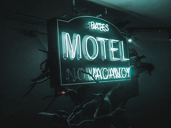 I'm Norman Bates and Welcome to 'Bates Motel.' - Vacancy - 'PSYCHO'