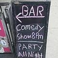 Finest City Impro San Diego Comedy Club.