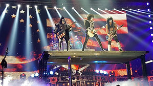 KISS.jpg - Pet Friendly Yellow Pages - Calendar - Kiss is an American rock band formed in New York City in January 1973.