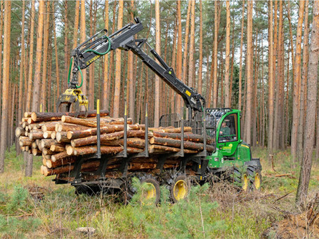 Suchen - Forstmaschinenführer / Forwarder zur sofortigen Festeinstellung!