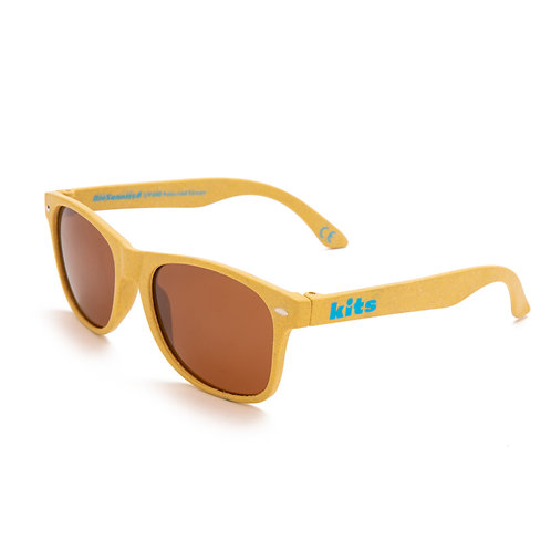 KiTS BioSunnies Classic - Yellow