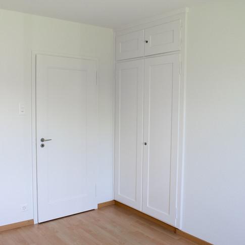 Ausbaustandard Zimmer