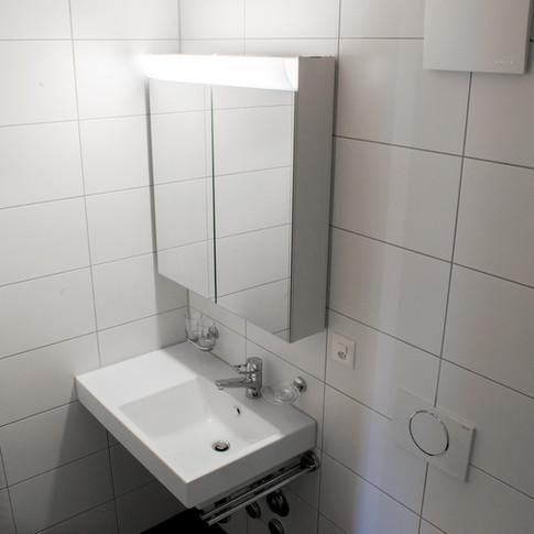 Ausbaustandard Badezimmer
