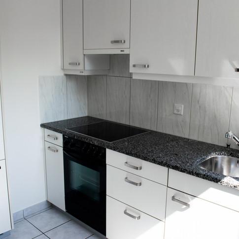 Ausbaustandard Küche