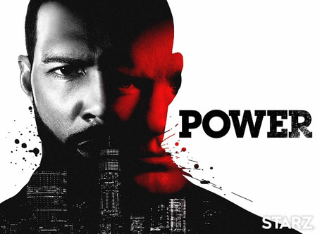 POWER on The STARZ Network Feat K. Sparks
