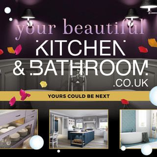 Your Beautiful kitchen and bathroom showrooms