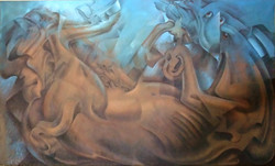Katrina, The Drowning of Horse