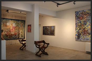 Franco Alessandrini Cultural Museum Sansepolcro Italy Art