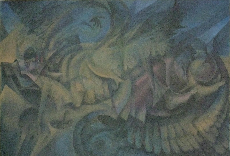 Katrina,  Icarus Under Slug