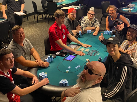 Final Table is Set: Chip Counts and Finalists!