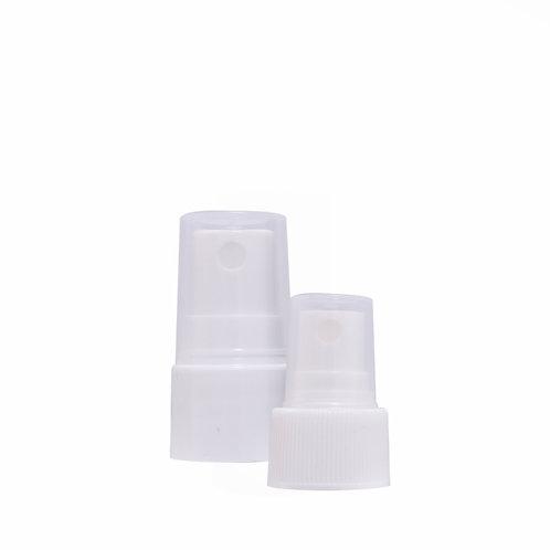 White Spray Pumps