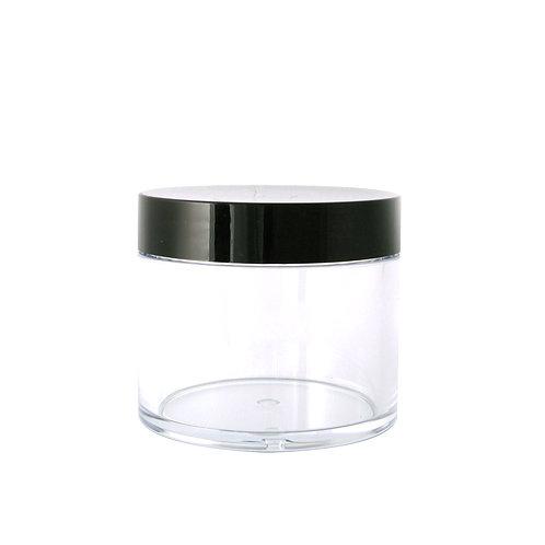 Clear Plastic Jar