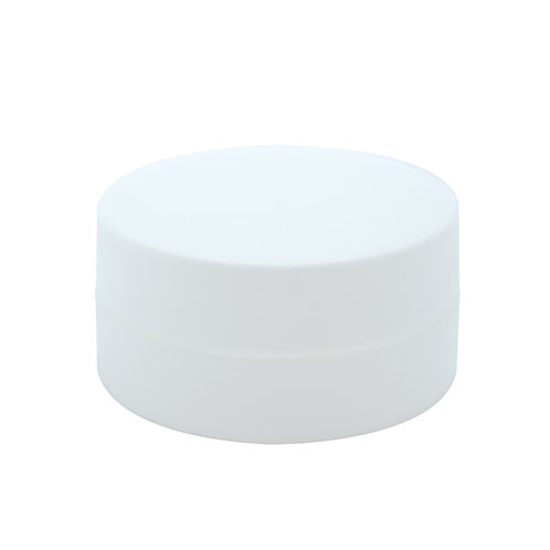 White Double-Wall Jar