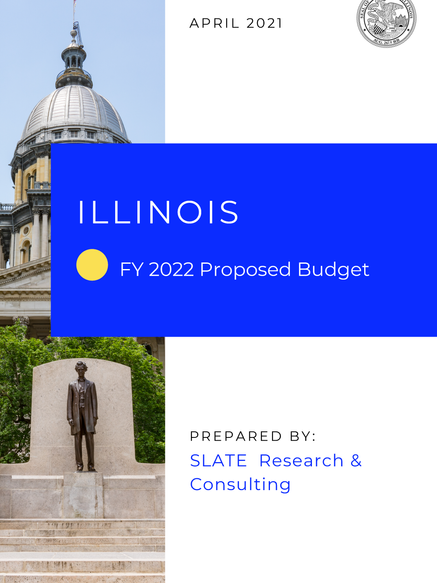 Illinois FY2022 Proposed Budget