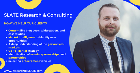 SLATE Research & Consulting Flyer