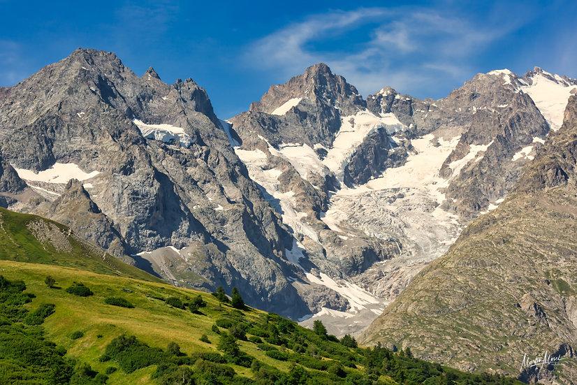 Glacier de la Meige - Lautaret