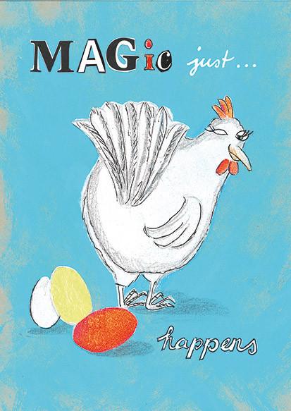 Magic Chicken
