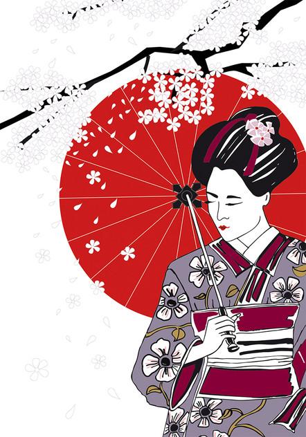 JAPAN WOMAN