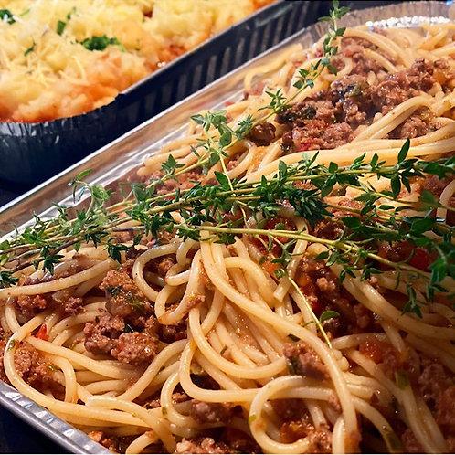 Family Spaghetti Bolognaise