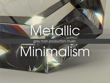 Metallic Minimalism