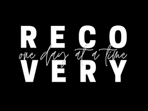 Recovery:  One Day At A Time