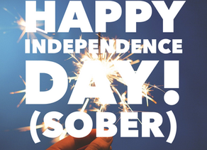 Happy Independence Day (Sober)!!!