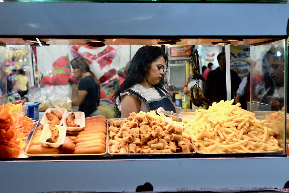 Street food - Uekani - Cool Maryon