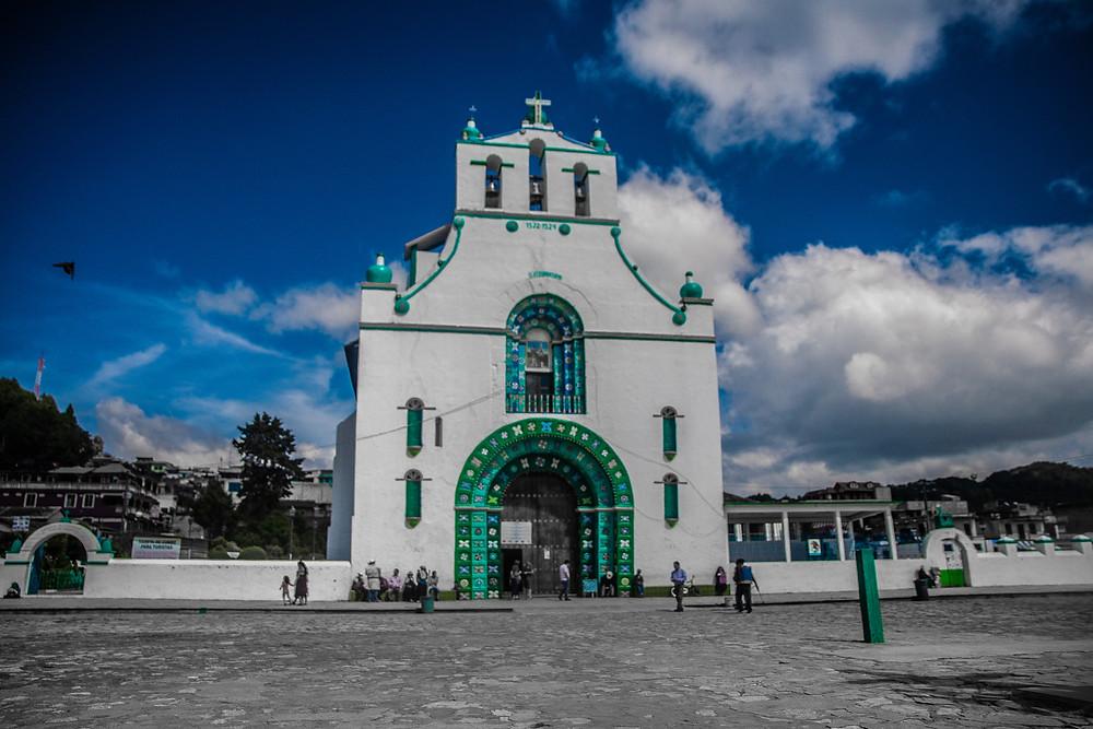 Eglise de San Juan Chamula par @NinaSsarfass - Uekani