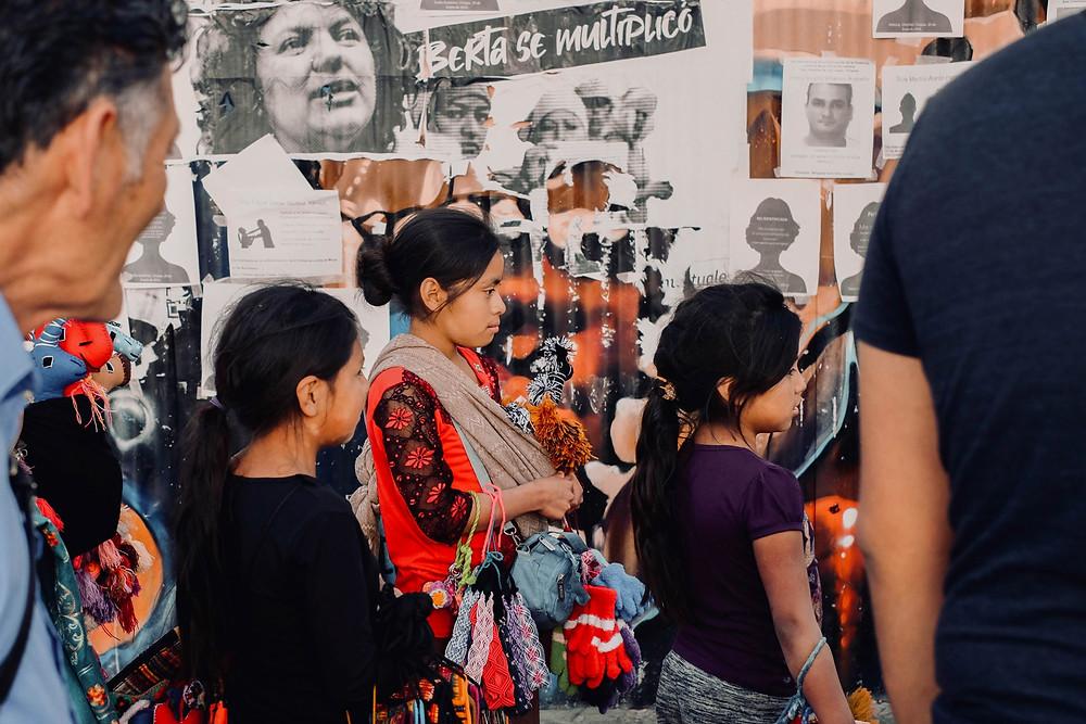 feminicids in San Cristobal de las Casas