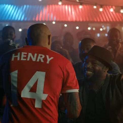 GUINNESS: THIERRY HENRY TVC