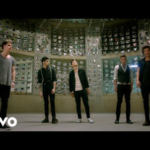 ONE DIRECTION: 'STORY OF MY LIFE'