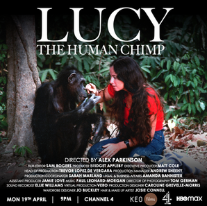 LUCY THE CHIMP