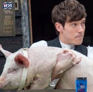 VO5: 'SHAMPOO / PIG'