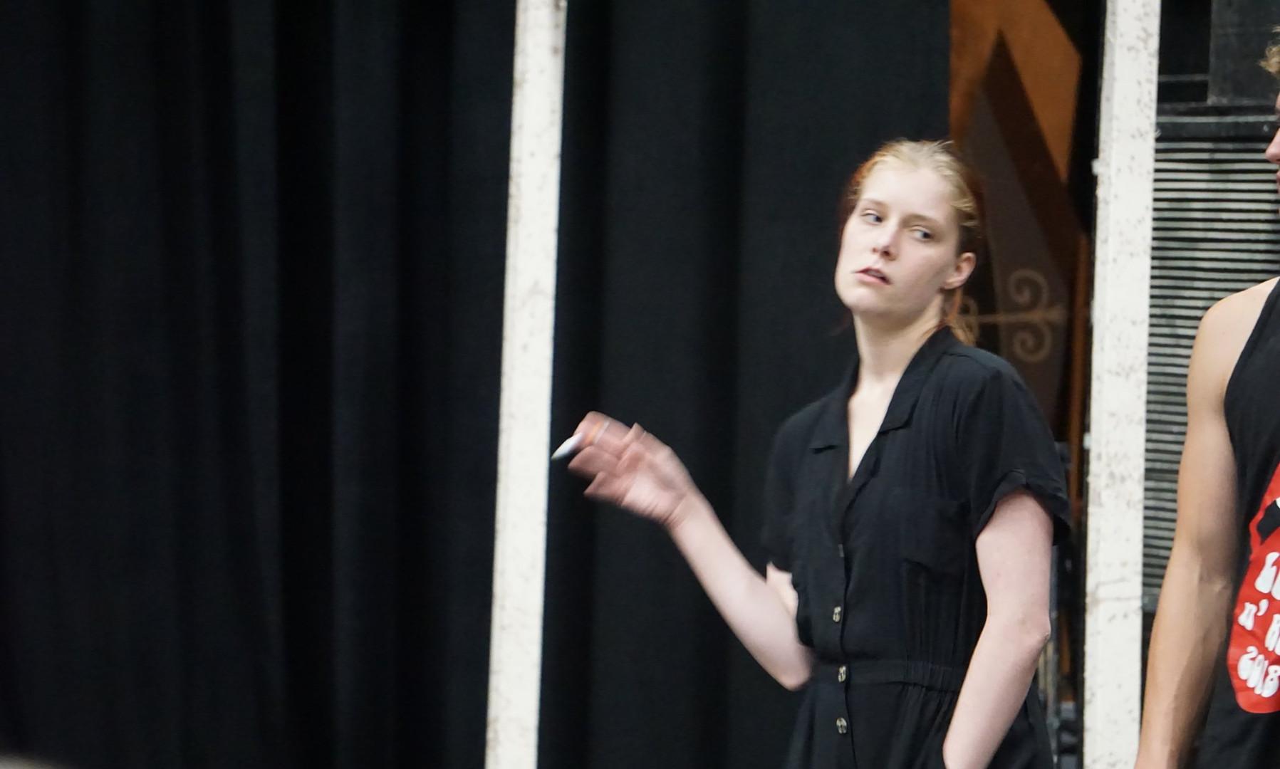 Carmen (Rehearsal)