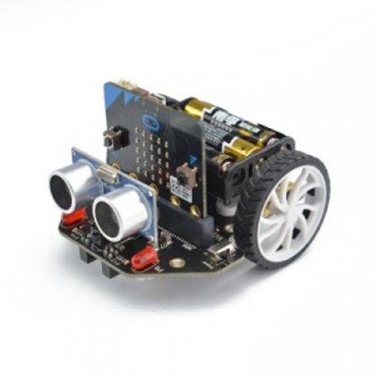 פלטפורמה רובוט 2 גלגלים למיקרו:ביט