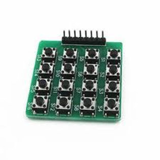 מעגל משולב 16 כפתורים 4x4