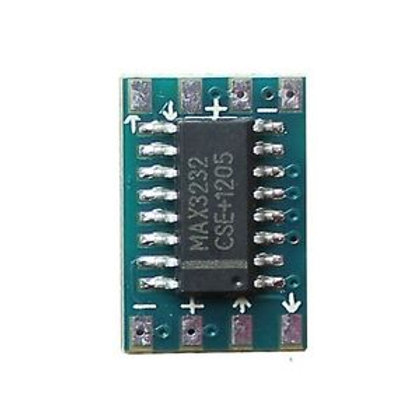 MAX3232 - ממיר RS232 to TTL