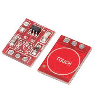 מעגל משולב חיישן מגע בעל נעילה עצמית TTP223