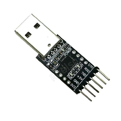 CP2102 - ממיר USB to TTL