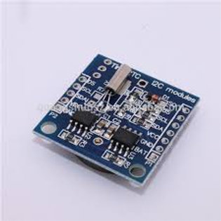 RTC DS1307 24C32 Real Time Clock Module +Battery