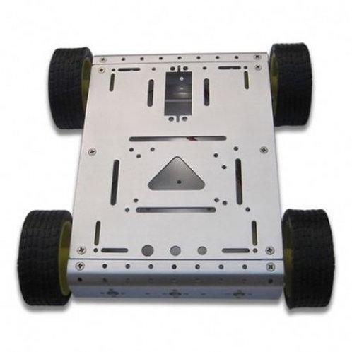 רובוט מתכת טנק חכם