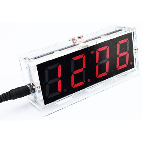 שעון 4 ספרות להרכבה