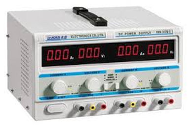 Dual Channel DC Variable Power Supply 30V 5A