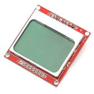 מסך LCD נוקייה 5110 - אדום