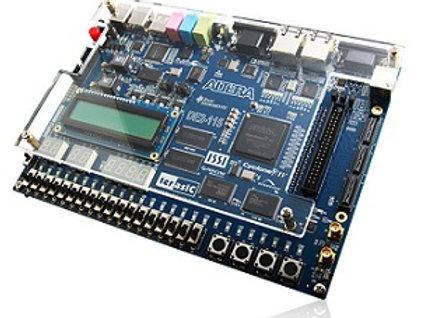 Altera DE2-115 Cyclon IV Board