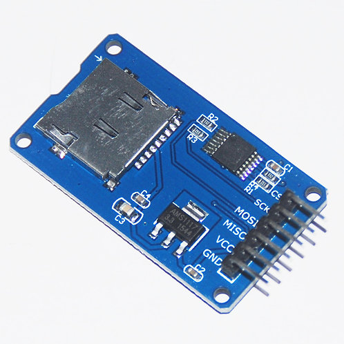 Micro SD Card Module Mini TF Card Read and Write 6pin