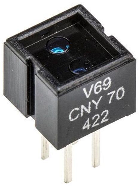 CNY70 - חיישן אופטי רפלקטיבי