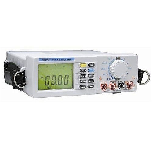 bench tipe top LCD digital multimeter